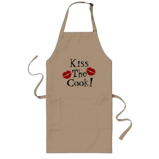 Kyssa kockförklädet förkläden