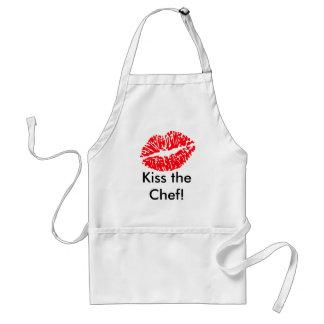 Kyssa kockförklädet! förkläde