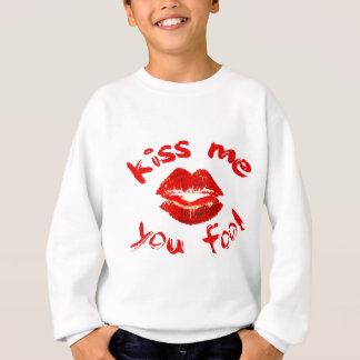 Kyssa mig dig dumbommen tee shirts
