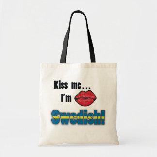 Kyssa mig I-förmiddagsvensk Kassar