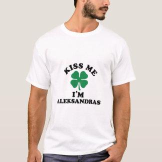 Kyssa mig, Im ALEKSANDRAS T-shirt