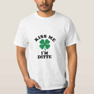 Kyssa mig, Im DITTE T Shirt
