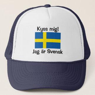Kyssa mig! Mig förmiddagsvensk Keps