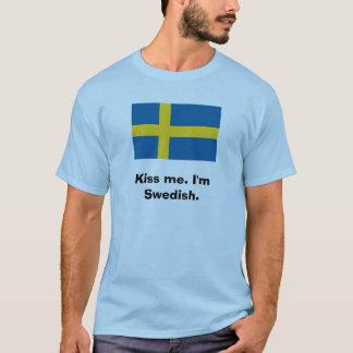 Kyssa mig. Mig förmiddagSwedish. Tröja