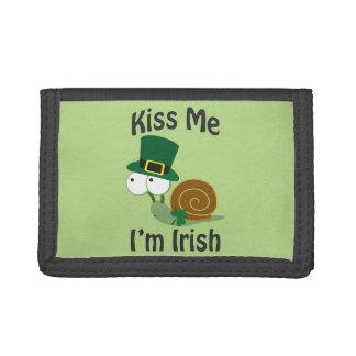 Kyssa mig snigeln för I-förmiddagirländare