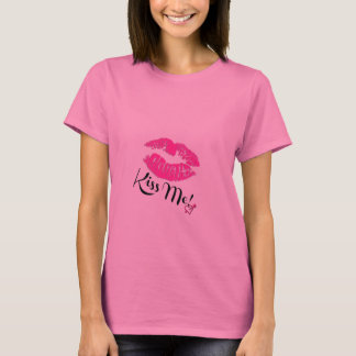 Kyssa mig t-shirt