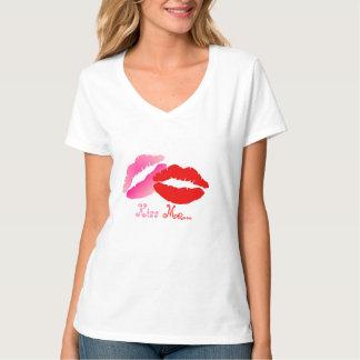 kyssa mig tee shirt