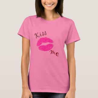 kyssa mig tee shirts