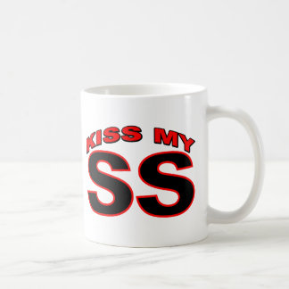 Kyssa min SS Kaffemugg
