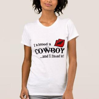 Kysste en Cowboy