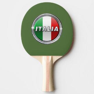 La Bandiera - den italienska flagga Pingisracket
