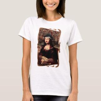 La Chola Mona Lisa Tshirts