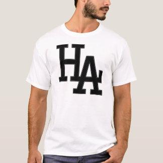 LA (HA) TEE SHIRTS