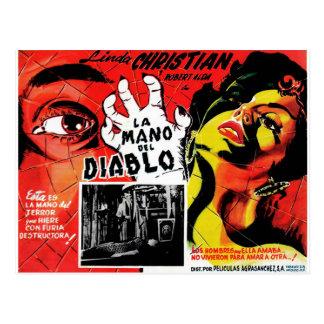 La Mano Del Diablo Vykort