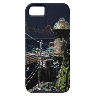 La Perla, gammalt San Juan iphone5 fodral iPhone 5 Case-Mate Skal
