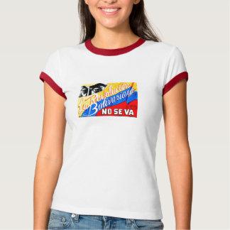 la_revolucion_bolivariana_no_se_va t-shirts