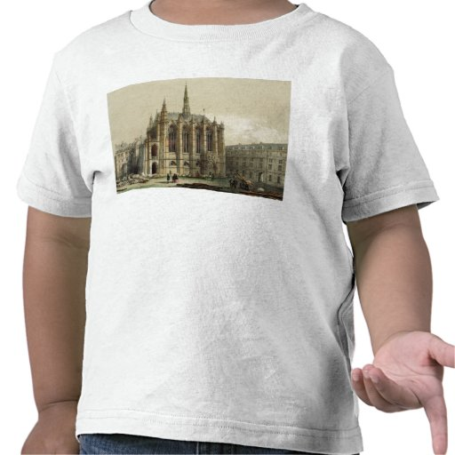 La Sainte Chapelle, Paris Tröjor