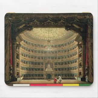 La Scala Milan, under en kapacitet Mus Matta