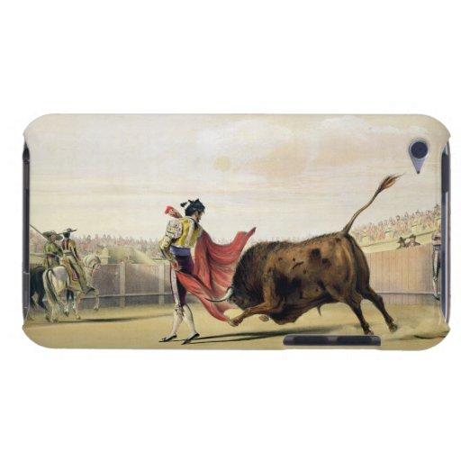 La Suerte de la Capa, 1865 (färglithoen) iPod Touch Skal