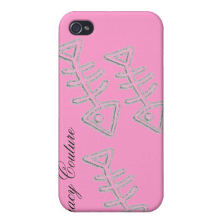 Laacy Couture iPhone 4 Skydd