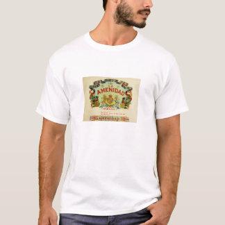 LaAmenidad cigarrer Tee Shirt