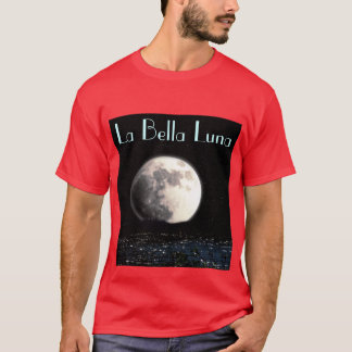 LaBella Luna manar skjorta T Shirts