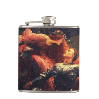 LaBelleDame Sans Merci Renaissance Flaska Fickplunta