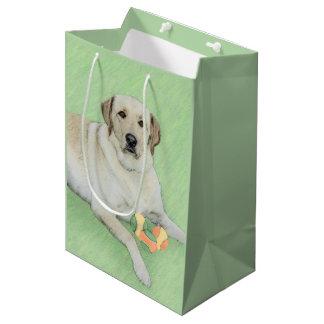Labrador Retriever (gult)