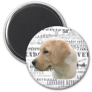 Labrador valpmagnet magnet