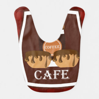 Läcker kopp för illustration av kaffe hakklapp