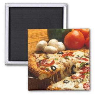 Läcker Pizza Magnet