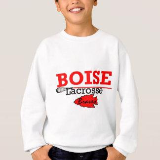 Lacrosse för Boise kickflickor Tee Shirt
