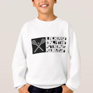 Lacrosse överlever t-shirt