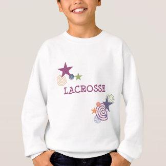 Lacrosse virvlar runt tee shirt