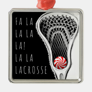 Lacrossejul Julgransprydnad Metall