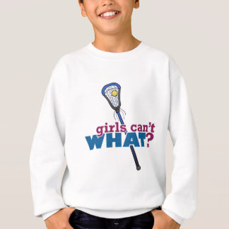 Lacrossepinneblått T Shirt