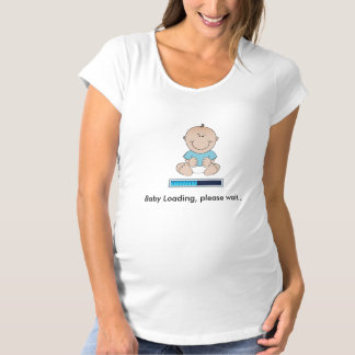 Ladda för baby (pojken) t shirt