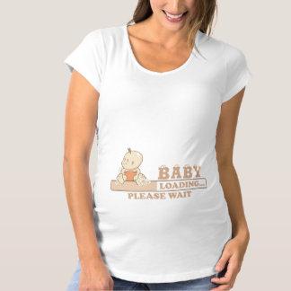 Ladda för baby t shirt
