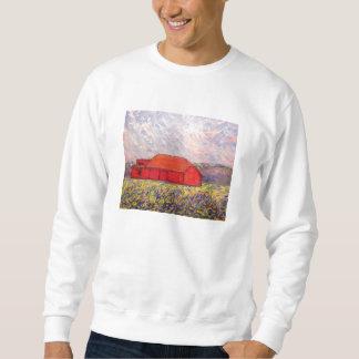ladugård med irises sweatshirt