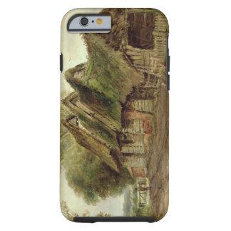 Ladugårdar på Flatford (olja på kanfas) Tough iPhone 6 Skal