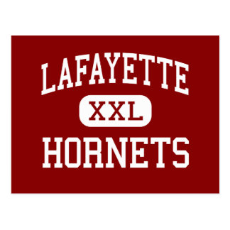 Lafayette - bålgetingar - pensionär - Mayo Florida Vykort