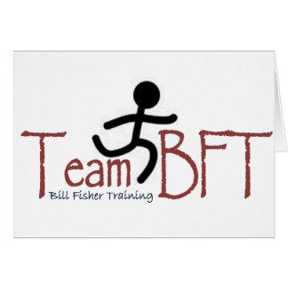 Lag BFT Hälsningskort