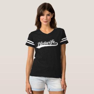 Lag Hotwife Jersey Tee Shirts