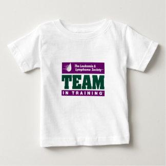 Lag i utbildningsskjorta tshirts