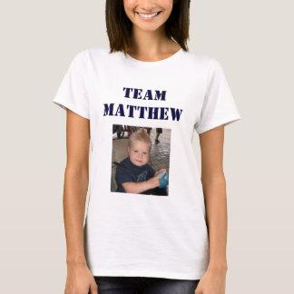 Lag Matthew - kvinnlig vuxen T Shirt