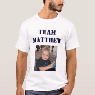 Lag Matthew - vuxen manlig Tröjor