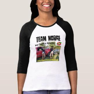 Lag Norge * det ultimat samlar flickor Tee Shirts