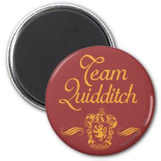 Lag Quidditch Kylskåpmagneter