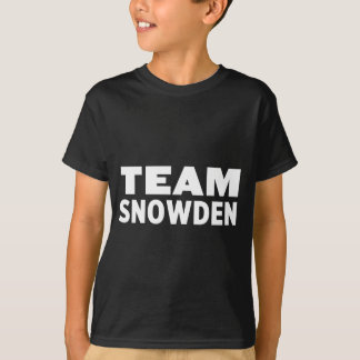 Lag Snowden T-shirt