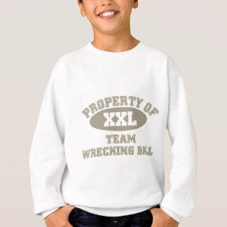 Lag som havererar boll t-shirt
